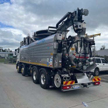 MS 49 New Vac Truck 2021