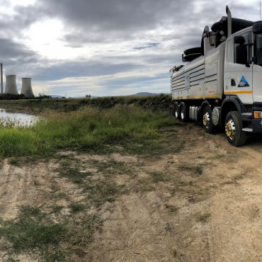 Scania Dam Power Station