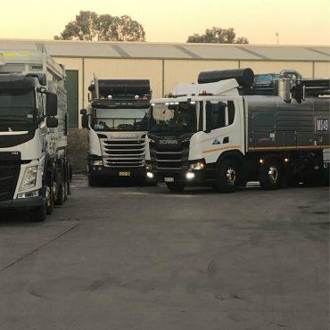 Vac Truck MS Yard