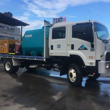 Wash Truck 48